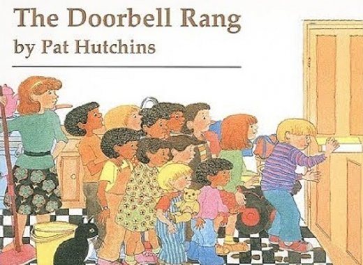 Read Across Brooklyn: The Doorbell Rang! by Pat Hutchins
