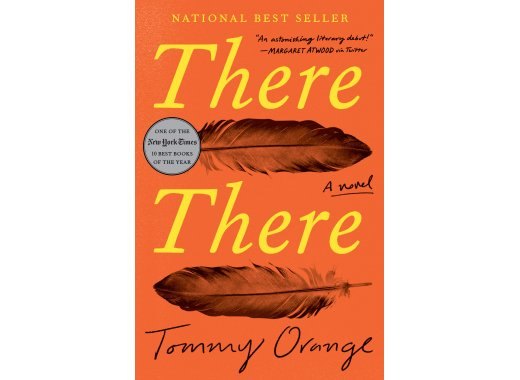Book Discussion: There There by Tommy Orange