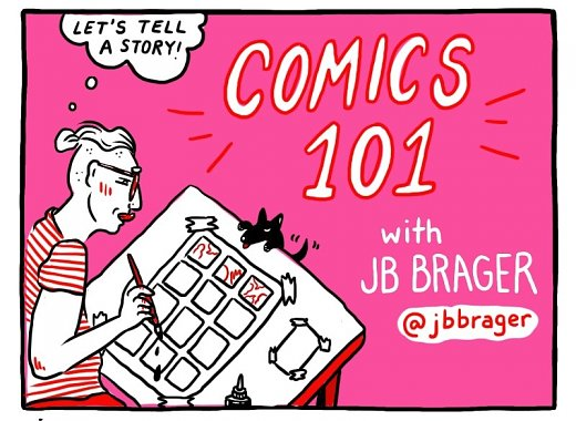 Teens, Tell Yr Story! Comics 101
