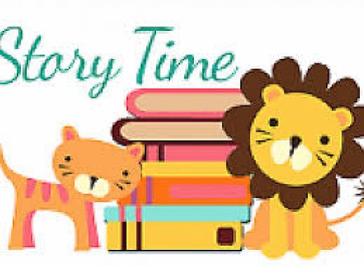 Toddler Time with Reading is Fundamental (RIF)