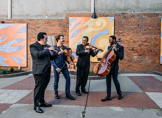 Classical Interludes: Turtle Island Quartet