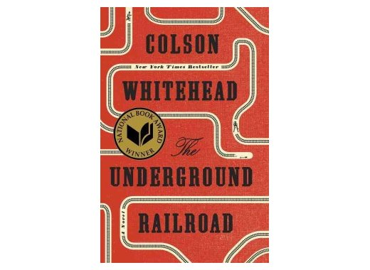 Book Discussion - The Underground Railroad by Colson Whitehead