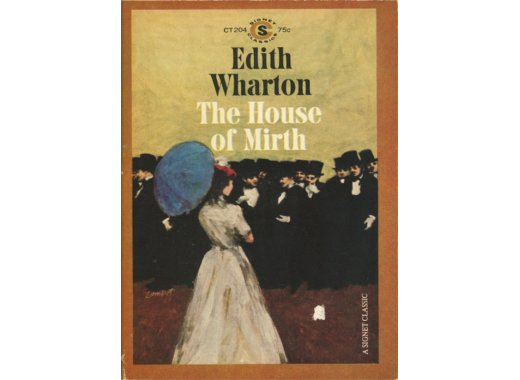 Business & Career Center Book Discussion Group: The House of Mirth
