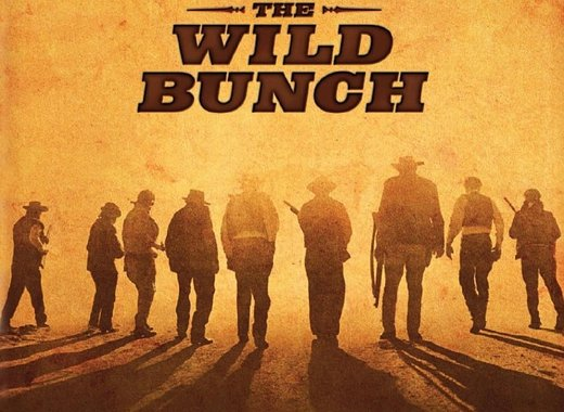 Movies from Way Out West : The Wild Bunch