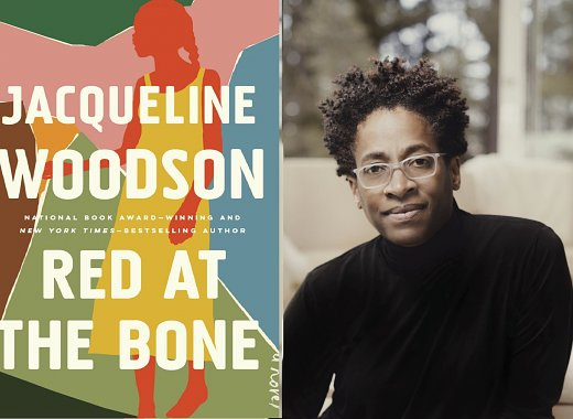 Jacqueline Woodson Discusses Red at the Bone with Glory Edim
