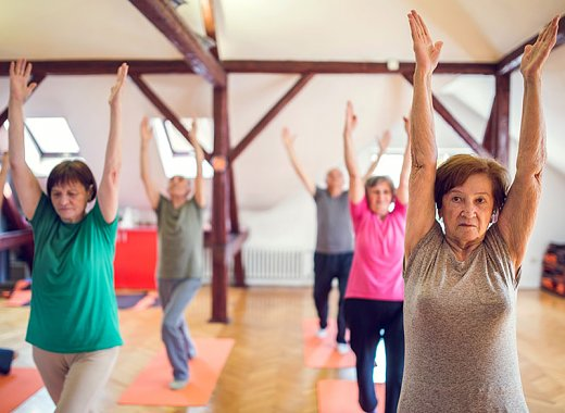 Healthy Aging for Older Adults
