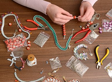 Kids Create: Jewelry Making