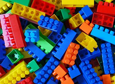 Build with LEGO & DUPLO