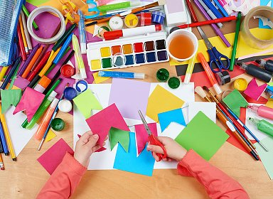Kids Create:Arts and Crafts
