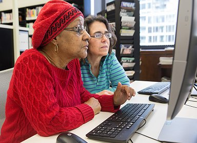 Never Too Late to Learn: Computer Topics for Older Adults