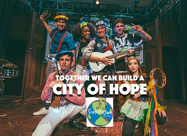 Stomp, Clap & Sing with FunikiJam's City of Hope