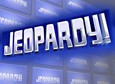 Game On - Jeopardy