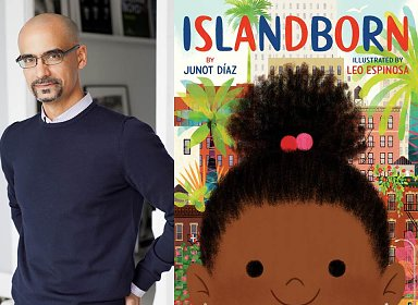 Book Launch: Junot Díaz presents Islandborn