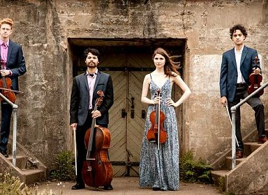 Classical Interludes: Carnegie Hall's Neighborhood Concert Series: Friction Quartet