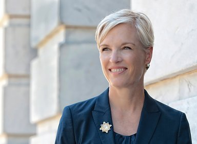 "Cecile Richards presents ""Make Trouble"""