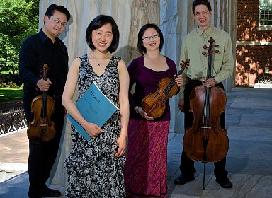 Classical Interludes: Clarosa Quartet