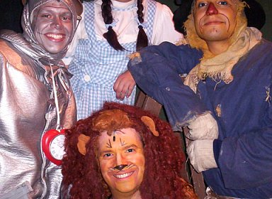 Events for Youth and Families: Plaza Theatrical Productions, Inc. presents The Wizard of Oz