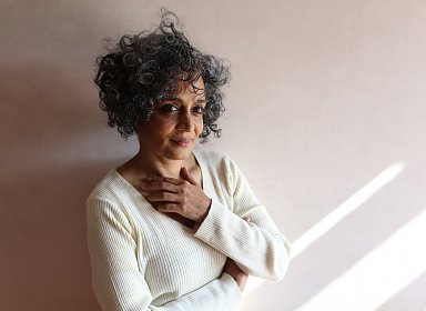 Arundhati Roy presents The Ministry of Utmost Happiness