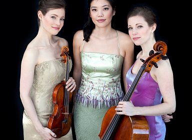 Classical Interludes: The Claremont Trio