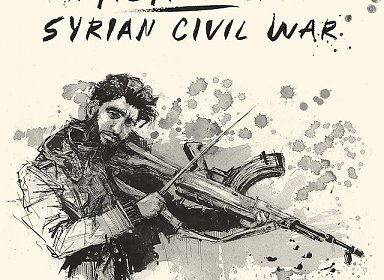 "Molly Crabapple and Marwan Hisham present ""Brothers of the Gun: A Memoir of the Syrian War"""