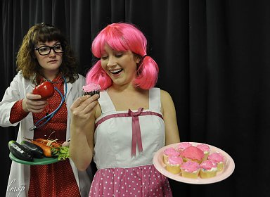 Events for Youth and Families: Pinkalicious