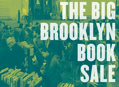 2018 Big Brooklyn Book Sale