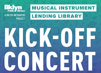 BPL Musical Instrument Lending Library Kickoff
