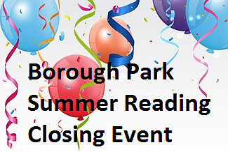 Summer Reading Closing event