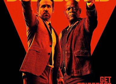 Movies @ the Library (The Hitman's Bodyguard)