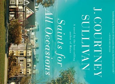 Reading Circle. Book Discussion : Saints for all occasions / J. Courtney Sullivan.