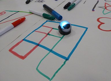 Code with Colors: Play with Ozobots