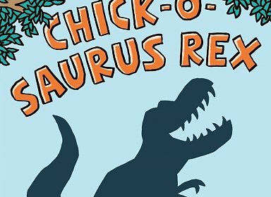 Book Adventures : Chick-o-Saurus Rex by Lenore Jennewein