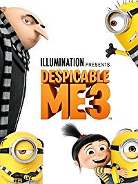 Family Movie: Despicable Me 3