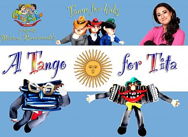 New Lots Library- A Tango for Tita
