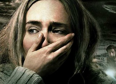 Scary Movies @ the Library: A Quiet Place