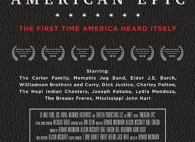 american epic the first time america heard itself
