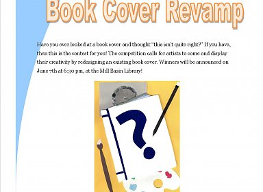 Book Cover Revamp