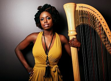 Brown Bag Lunch Concert Series: Brandee Younger