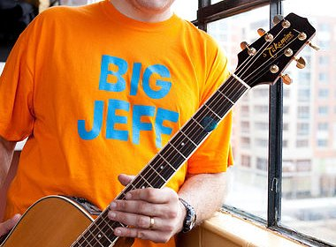 Music, Smiles & Laughter with Big Jeff