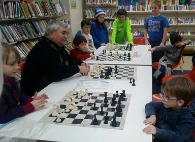 Chess Workshop