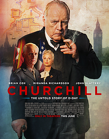 Movies @ the Library: Churchill
