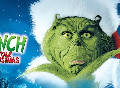 Movies @ the Library: How the Grinch Stole Christmas