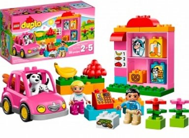 Build with Duplo!