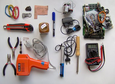 Tools for electronics