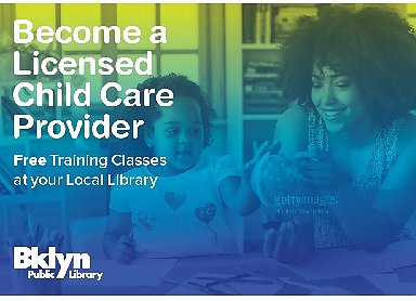 Become a Licensed Child Care Provider