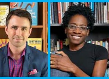 Jarrett J. Krosoczka in Conversation with National Ambassador for Young People's Literature Jacqueline Woodson