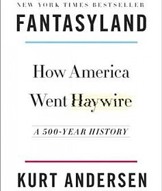 Book Discussion-- Fantasyland