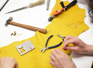 jewelry making and it's tools