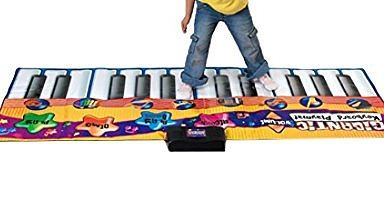 Kids Tech Time: Keyboard Playmat program