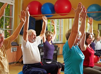 Positive Aging: Low Impact Exercise